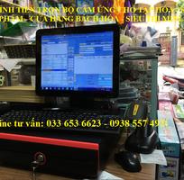 1 Bán máy tính tiền cảm ứng cho shop, tạp hóa tại Đồng Nai
