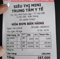 2 Bán máy tính tiền cảm ứng cho shop, tạp hóa tại Đồng Nai
