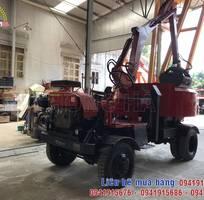 2 Máy trộn tự cấp liệu Hồng Hà lên đường đi Hà Tĩnh
