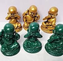 3 Ý nghĩa sâu sắc đằng sau của bộ tượng Phật tứ không, mang bình an cho gia chủ
