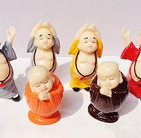 5 Ý nghĩa sâu sắc đằng sau của bộ tượng Phật tứ không, mang bình an cho gia chủ