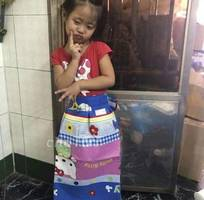 Váy chống nắng cho bé