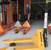 5 Xe nâng tay thấp giá rẻ , tải trọng 2000kg, 2500kg, 3000kg, nâng cao  200mm, hạ thấp 80mm