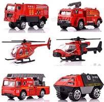 Đội 6 xe đặc chủg cứu hoả