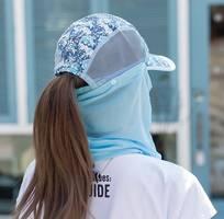 1 Mũ chơi golf chống nắng lưỡi trai cho nữ