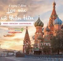 2 Tour du lịch Nga  8N7D
