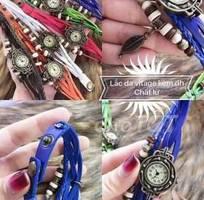 Đồng hồ kiêm lắc tay