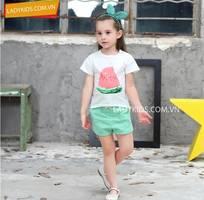 8 Quần áo trẻ em hiphop 2019 ladykids