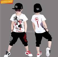5 Bán buôn, bán lẻ quần áo trẻ em hiphop ladykidsstore