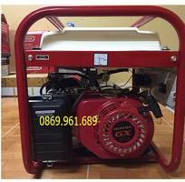 2 Máy phát điện Honda 3.5kw-đề-le tự động