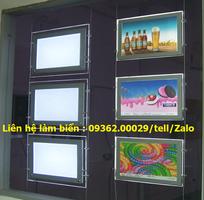 3 Các loại biển hộp đèn siêu mỏng treo tường phù hợp nhất