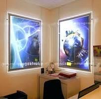 9 Các loại biển hộp đèn siêu mỏng treo tường phù hợp nhất