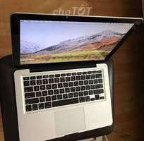 Laptop MacBook Pro i5 4CPU SSD128G vỏ nhôm Pin tốt