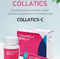 3 Collagen uống dạng viên nang Skinua - Skinua collatics-C