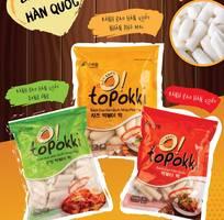 MIỀN BẮC   Tìm đại lý phân phối bánh gạo Hàn Quốc Topokki