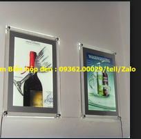 11 Biển hộp đèn siêu mỏng- Sale 15 cho khách đặt hàng trong tháng 05