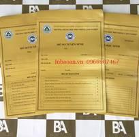 2 In túi hồ sơ Đại học, in túi hồ sơ tuyển sinh, địa chỉ in túi hồ sơ