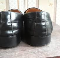 2 Giày lười da đan phối hiệu Loafers !