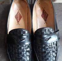 5 Giày lười da đan phối hiệu Loafers !