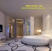 6 Giường tròn ấn tượng-Phong cách độc đáo cho phòng ngủ