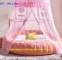 14 Giường tròn ấn tượng-Phong cách độc đáo cho phòng ngủ