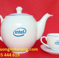 1 Xưởng in logo Ấm Chén Đà Nẵng, Ấm Trà Giá rẻ tại Đà Nẵng