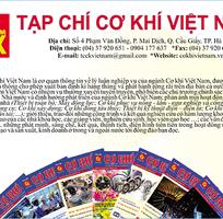 1 Đăng bài trên tạp chí cơ khí Việt Nam