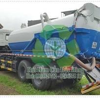 1 Dịch vụ rút hầm cầu, thông cống nghẹt giá rẻ tại TPHCM