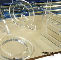 2 Hướng dẫn sử dụng máy uốn nhựa, máy uốn mica dùng trong quảng cáo.