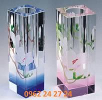 5 Cơ sở bán lọ hoa quà tặng, bán lọ hoa pha lê