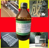 4 Hướng dẫn sử dụng keo tàng hình, keo dán mica trong, keo dán không vệt không khói.