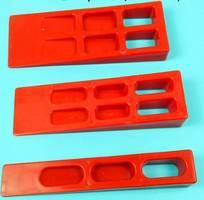 12 Cung cấp phân phối thanh gân nhựa, chỉ bế, gân bế, hằn nhựa, lằn nhựa