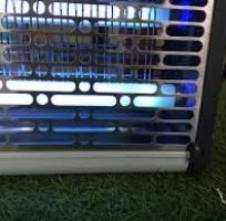 2 Đèn diệt ruồi ,muỗi và côn trùng PlusZap - 40S nhập khẩu Vương Quốc Anh lưới điện an toàn, hiệu quả