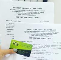 Điều kiện xin giấy phép lưu hành sản phẩm tự do