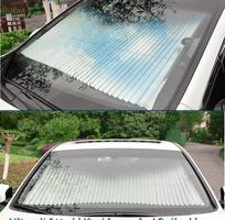 6 Rèm xếp che nắng, chống nóng cho ôtô