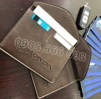 3 Ví da ô tô chuyên đựng giấy tờ xe ô tô các loại,giấy tờ thẻ name card,thẻ các loại khác
