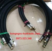 12 Đầu cút nối thủy lực, dây tuy ô thủy lực, máy ép tuy ô, máy ép DX68, DX69, SP52