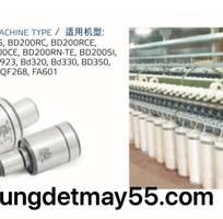 1 Ống giữ rotor , vòng bi JSM - T100-KCDA Kinex dùng cho máy sợi
