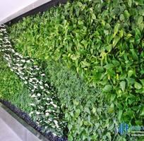 2 Modul vườn tường đứng Nhựa Việt Pháp