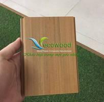 3 Hệ ốp gỗ nhựa dùng nội và ngoại thất