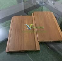 5 Hệ ốp gỗ nhựa dùng nội và ngoại thất