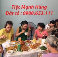 Đặt cỗ tại nhà giá rẻ ở Hà Nội-dichvunauco