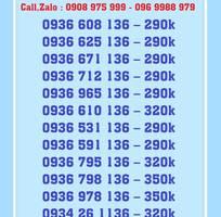 Sim mobi phong thủy đuôi 136, 236, 336, 636, 836, 936, tài lộc dồi dào.