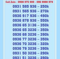 5 Sim mobi phong thủy đuôi 136, 236, 336, 636, 836, 936, tài lộc dồi dào.