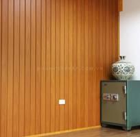 Ốp trần, tường gỗ nhựa sinh thái Nhựa Việt Pháp loại 2 cấp