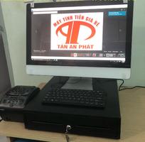 2 Máy tính tiền siêu mỏng giá rẻ cho spa, massage tại TpHCM