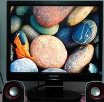 5 Máy vi tinh Gigabyte 2CPUx2.8 LCD17 Bộ Loa, gia re 1tr400