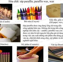3 58  Fully-refined Paraffin wax   sáp dùng trong công nghiệp