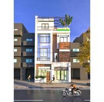 Thiết kế thi công xây dựng trọn gói nhà phố Hà Nội