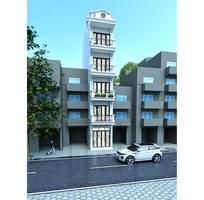 5 Thiết kế thi công xây dựng trọn gói nhà phố Hà Nội